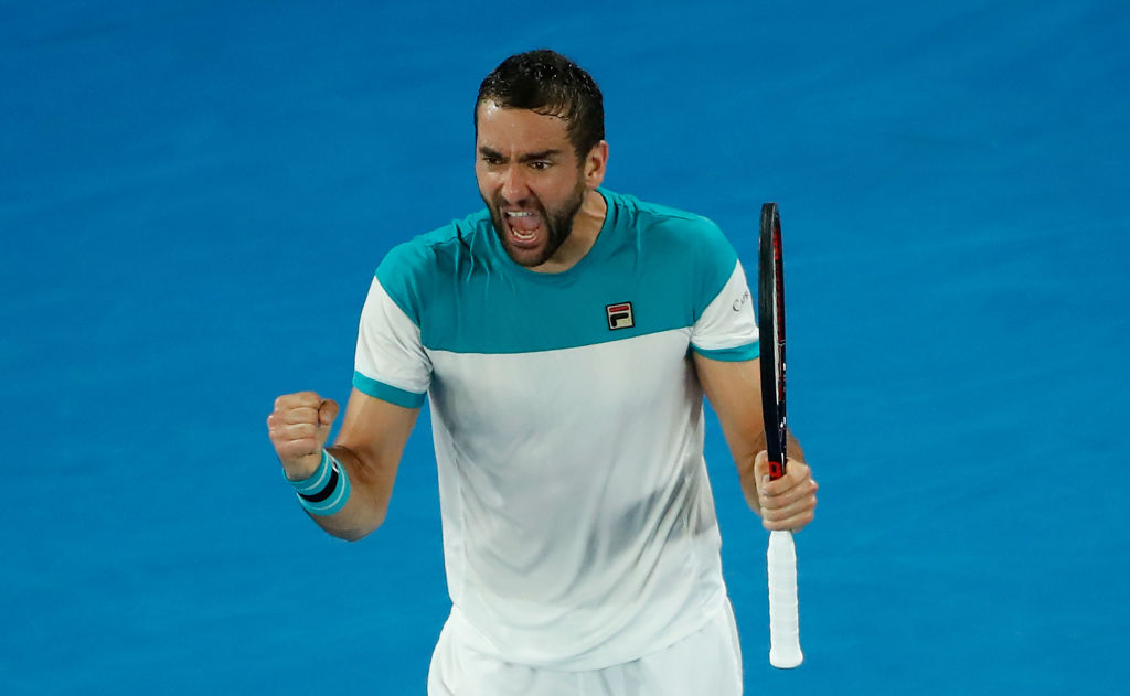 The best of the rest: How Marin Cilic has established himself as biggest threat to Roger Federer & Rafael Nadal