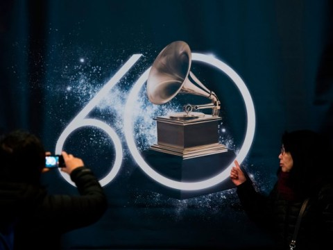 What time is the Grammys 2018 on in the UK?