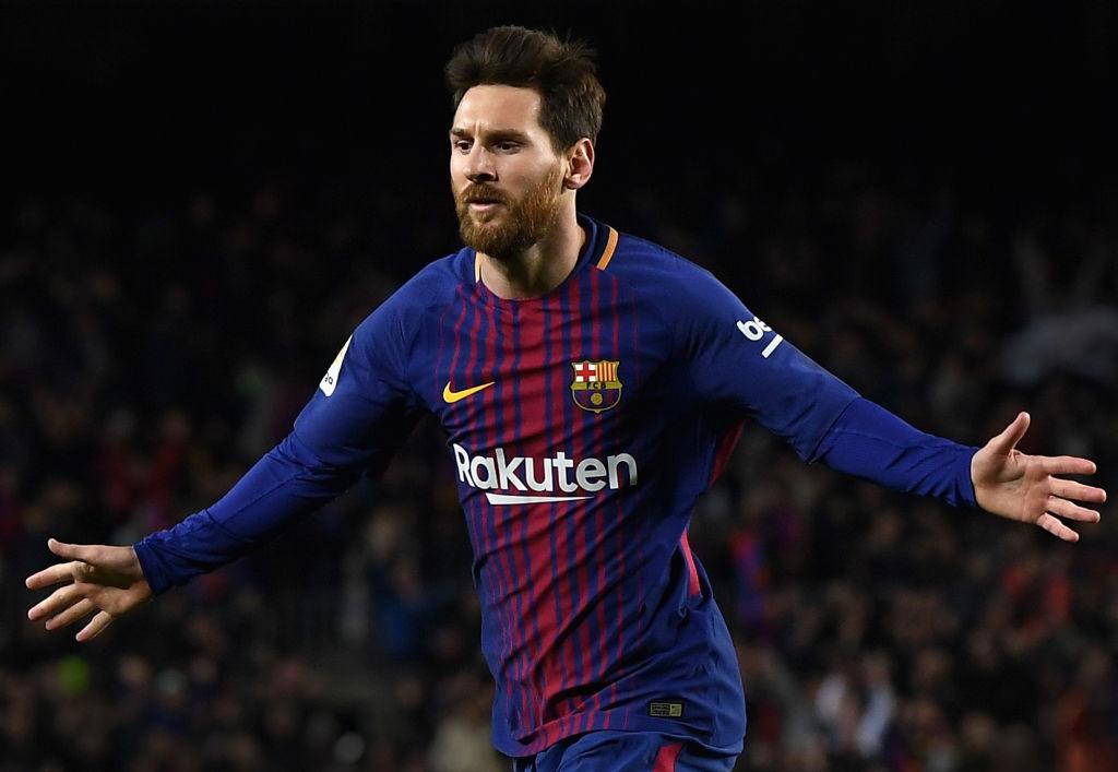 Barcelona news: Lionel Messi encourages David Beckham to sign him