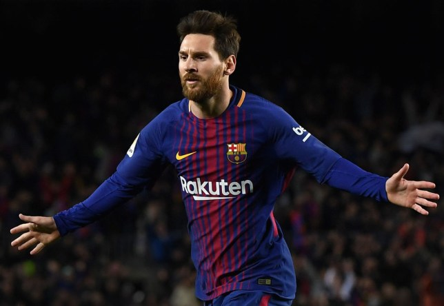 Barcelona news: Lionel Messi encourages David Beckham to sign him
