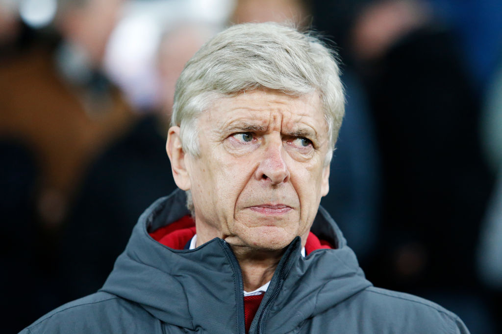 Arsene Wenger criticises Arsenal defender Nacho Monreal after shocking Swansea City defeat