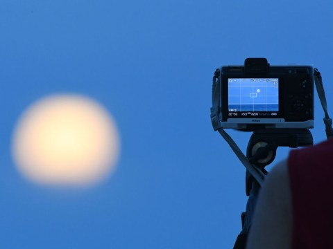 How to photograph the moon: Tips to get the best pictures of the super blue moon