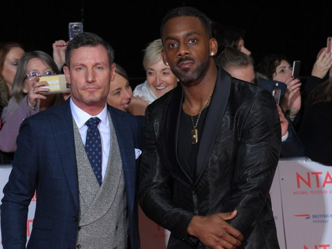 Dean Gaffney suggests EastEnders 'could be the Richard Blackwood show this year'