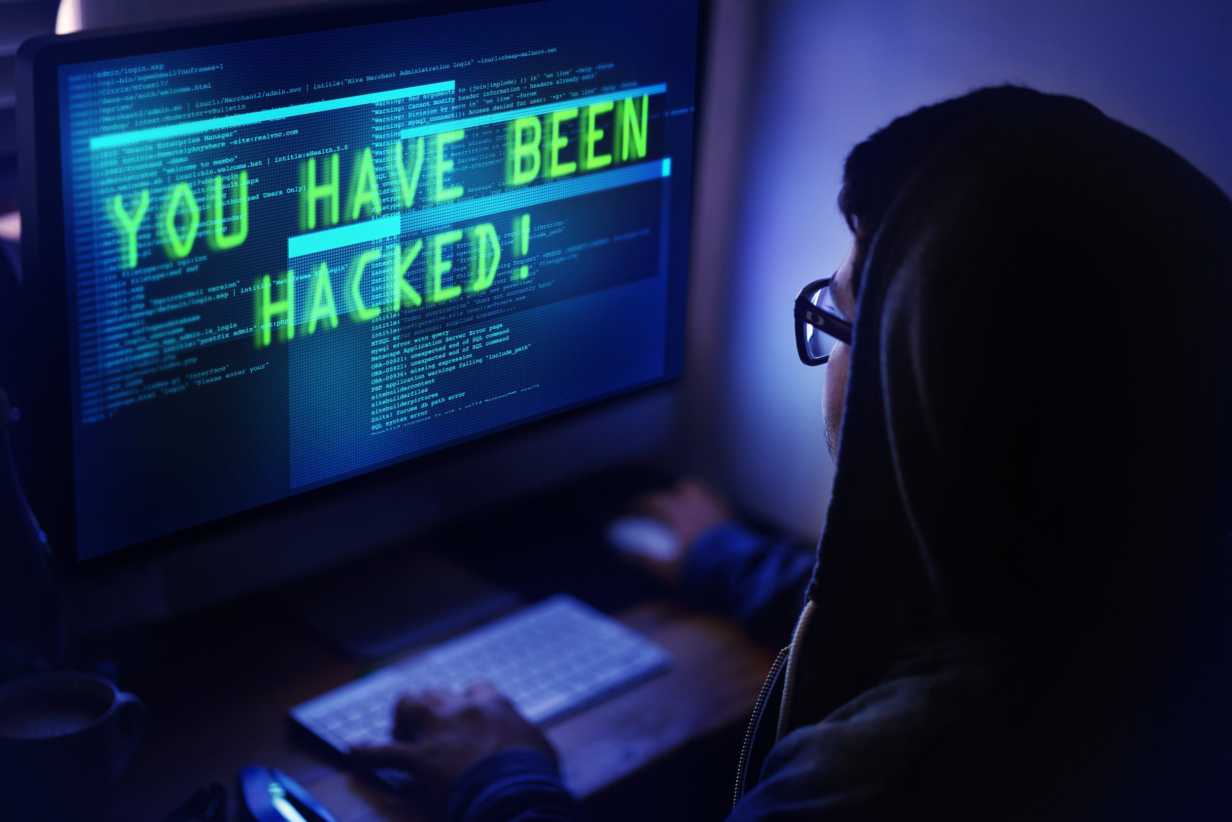 Just a 'matter of time' before major cyber attack devastates UK