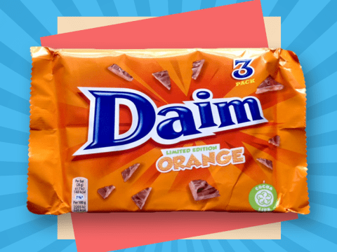 Orange Daim bars are here and they're only £1