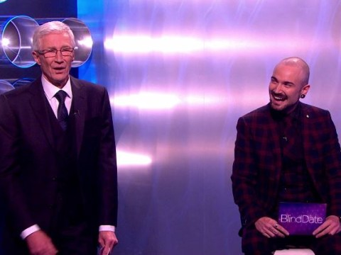 Blind Date LGBT episode sees Mr Gay England compete with Paul O'Grady for Mr Right