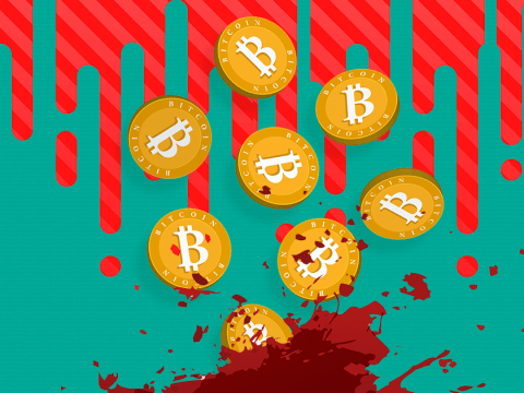 Bitcoin price plummets as Twitter, Facebook, Google and other tech firms declare war on cryptocurrency