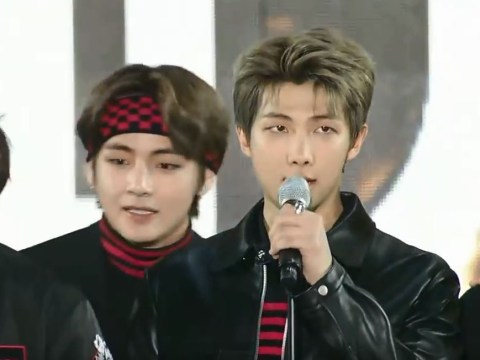 BTS wins grand prize at Seoul Music Awards