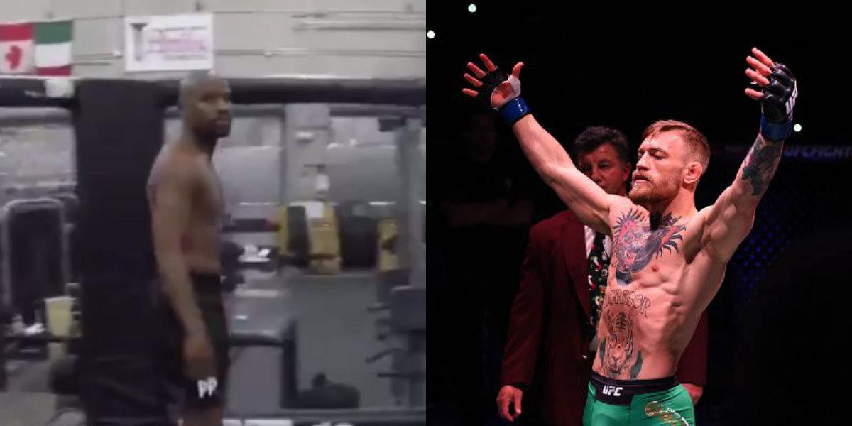 Conor McGregor responds to Floyd Mayweather's hint he is ready to conduct rematch in the UFC