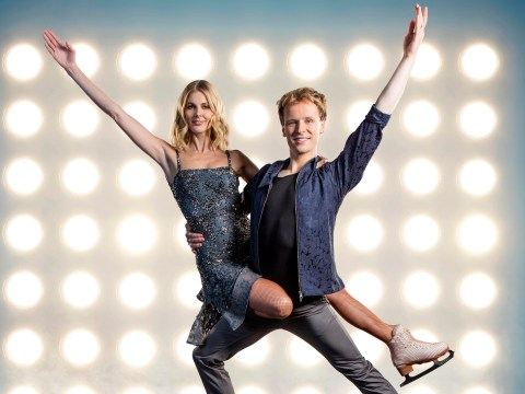 Donna Air reveals fresh Dancing On Ice injury fears after breaking both her ankles