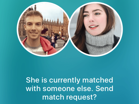 This dating app only lets you match with one person at a time