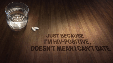 How I date as an HIV-positive man
