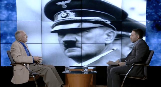 Ken Livingstone, Hitler and PressTV host Roshan Muhammed Salih
