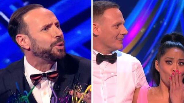 Dancing On Ice 2018: Antony Cotton and Jason Gardiner have already had a tiff