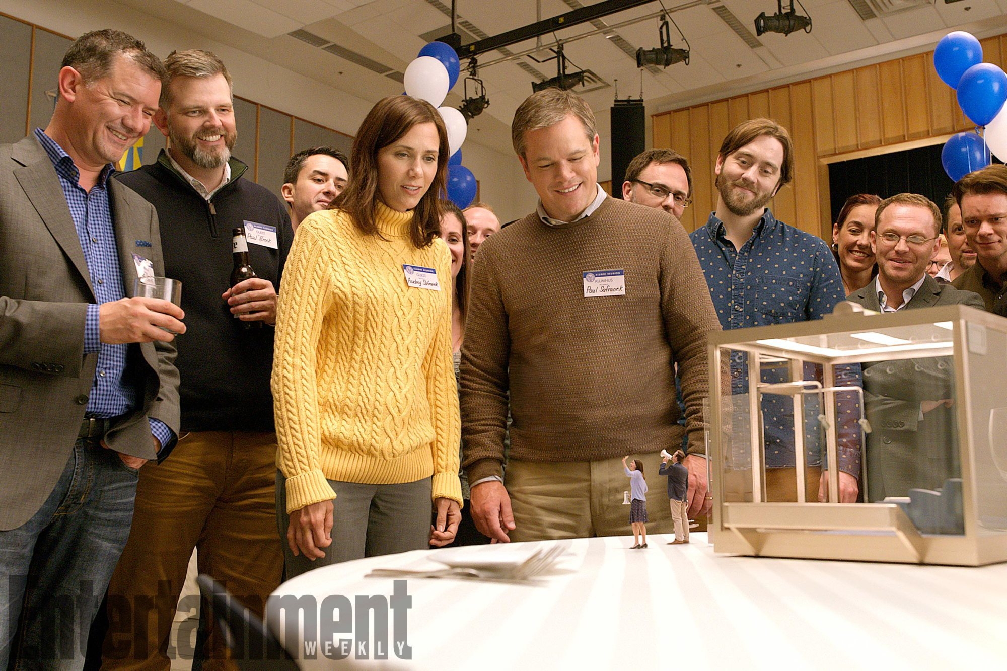 Downsizing review: Matt Damon's quirky adventure loses its way quickly