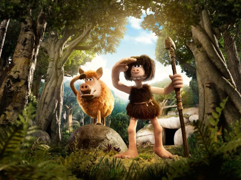 Early Man review: Aardman's caveman comedy is light but fun