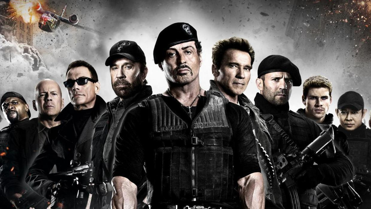 Sylvester Stallone confirms he will be back for a fourth The Expendables movie