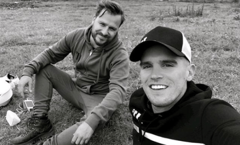 CBB's Dapper Laughs wants to make a reality show with Gaz Beadle about going from 'lads to dads'