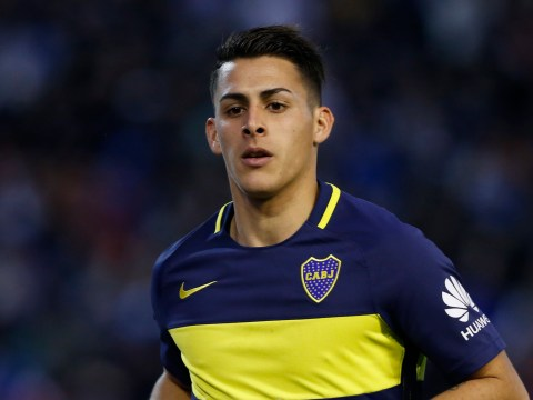 Arsenal set to pay £27m buyout clause to sign Cristian Pavon as Alexis Sanchez's replacement