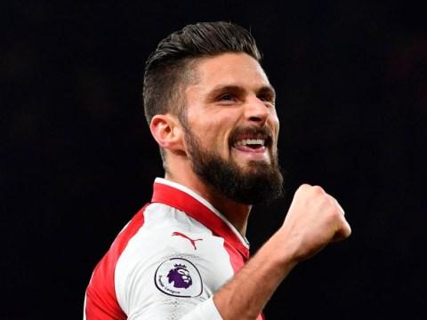 Olivier Giroud's agent travels to London to finalise striker's Chelsea transfer