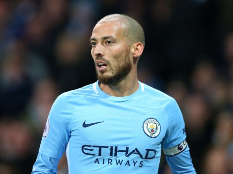 Michael Carrick sends class message to David Silva after Manchester City star reveals premature birth of his son