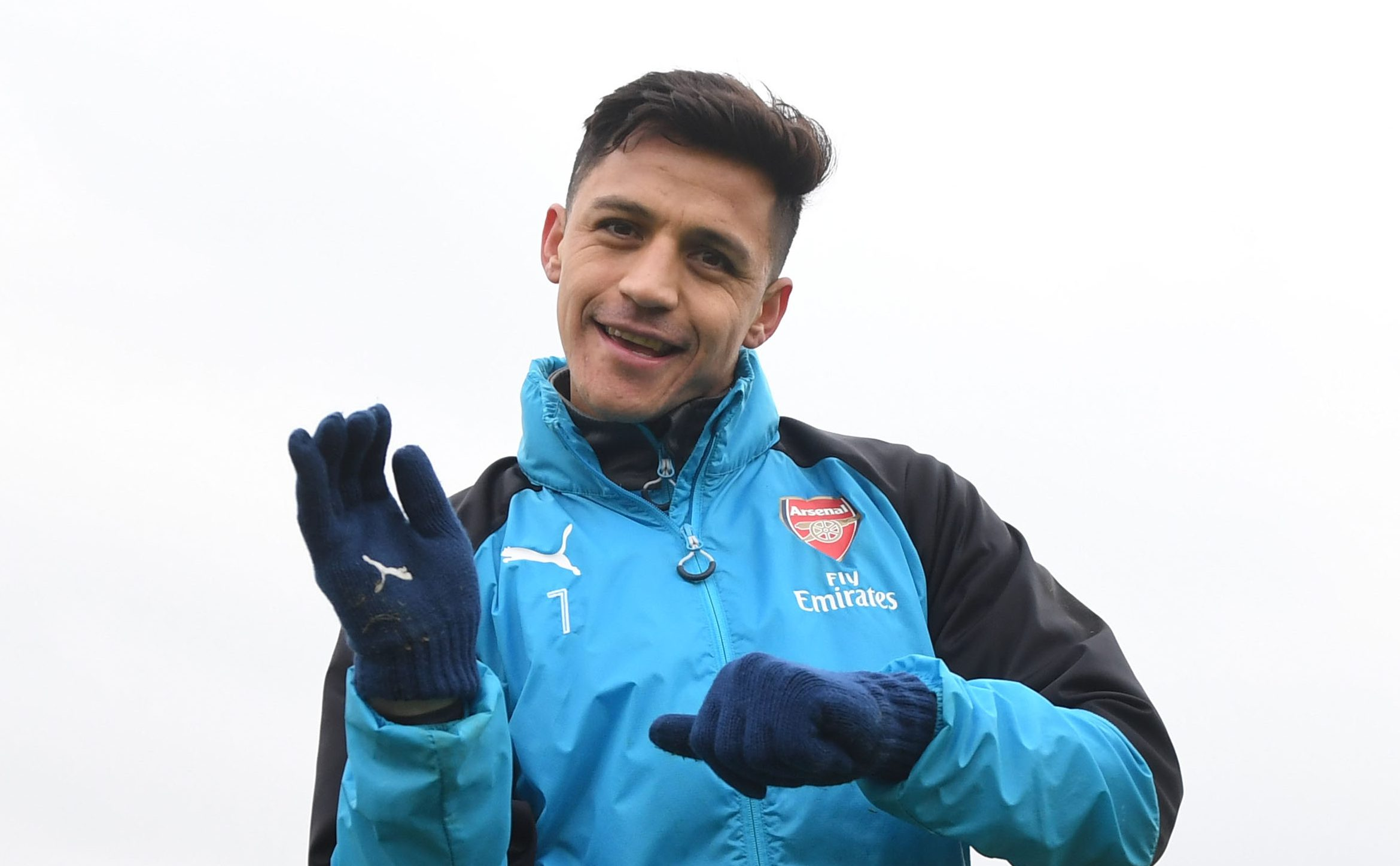 Mohamed Elneny aims dig at Alexis Sanchez after Arsenal's win over Chelsea