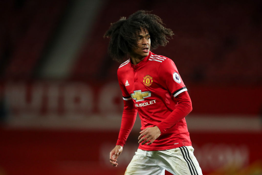 Manchester United youngster Tahith Chong can succeed where Angel Di Maria failed, says ex-academy coach