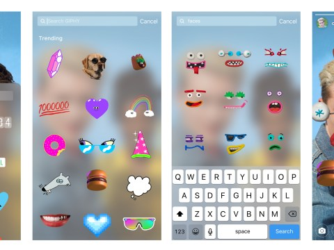 Instagram reveals new gif stickers feature for Stories which 'turns any moment into something fun'