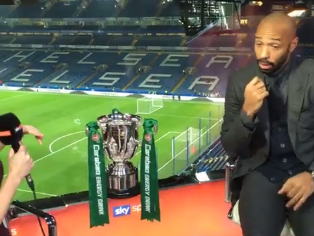 Thierry Henry gives priceless reaction to Francis Coquelin's big-money Valencia transfer