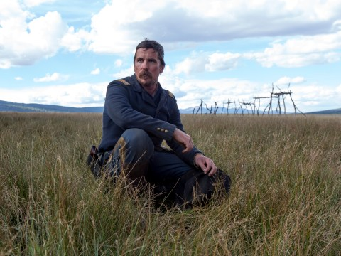 Hostiles review: This gritty Western is a slog, but it's worth it