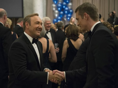 Joel Kinnaman says allegations against House Of Cards co-star Kevin Spacey 'weren't a shock'