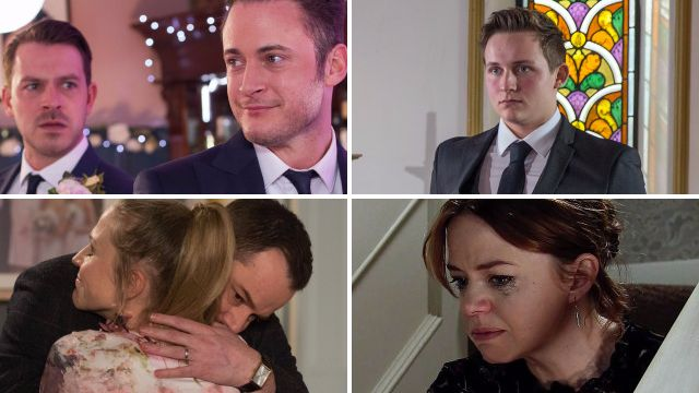 Soap spoilers for Mick and Linda in EastEnders, Lachlan in Emmerdale, Toyah in Coronation Street and Luke and Darren in Hollyoaks