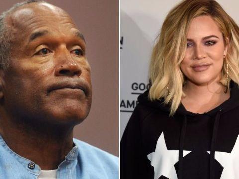 OJ Simpson congratulates Khloe Kardashian on pregnancy – but denies he's the granddad
