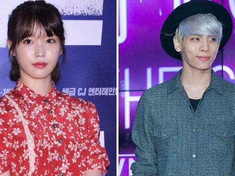 IU urges K-pop idols to 'take care of themselves first' after Jonghyun's death
