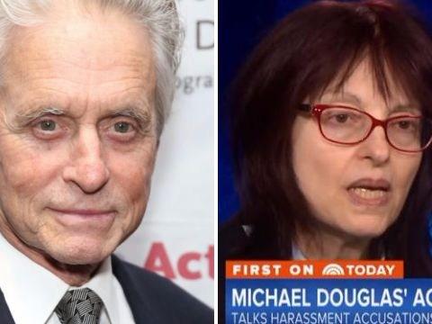 Michael Douglas's accuser alleges actor masturbated in front of her during meeting