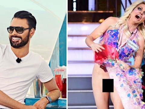 Rylan Clark teases he played a part in Courtney Act's casting in Celebrity Big Brother – and he wants Lindsay Lohan to join in too