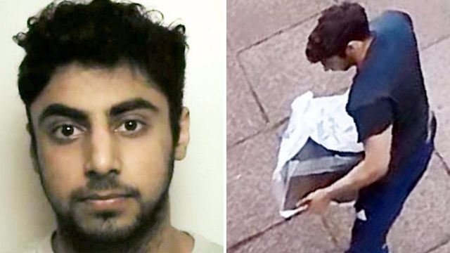 Teenager bought bomb off dark web to kill parents 'because they didn't like his girlfriend'