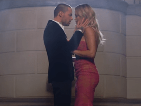Liam Payne and Rita Ora get close in new music video for Fifty Shades Freed