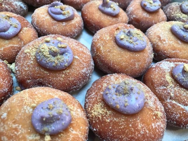 Dough Society doughnuts