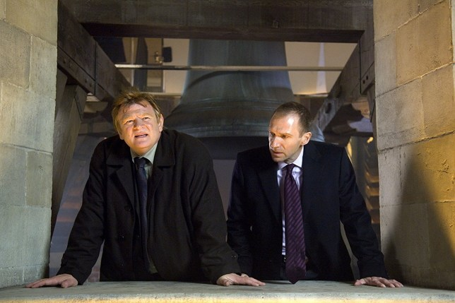brendan gleeson and ralph fiennes