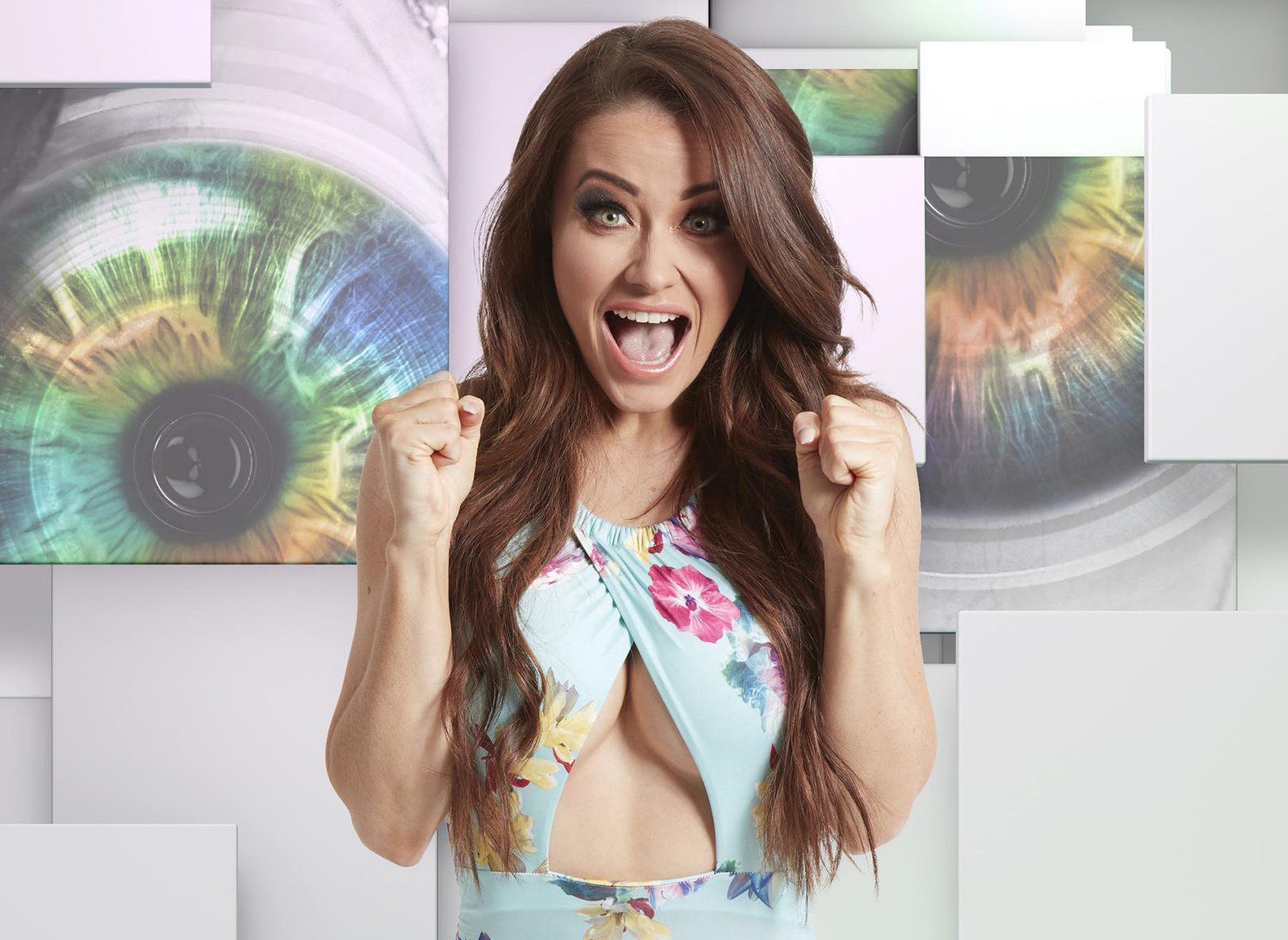 Jess Impiazzi has got what it takes to win CBB (Picture: Channel 5)