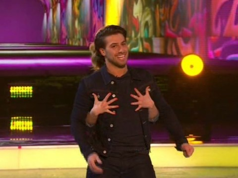 Kem Cetinay shocks everyone by actually being GOOD on Dancing On Ice: 'You're a little pocket rocket!'
