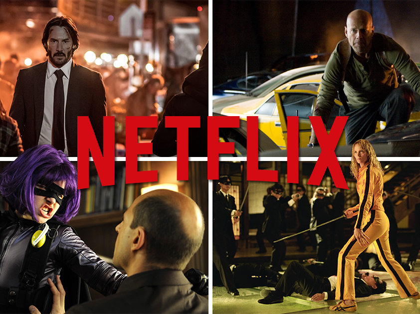 The 10 best kick-ass films on Netflix