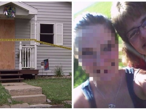 Girl accused of shooting mother in head and burning home to conceal body