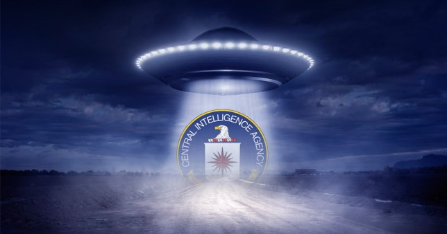 The CIA told alien hunters how to take photographs of UFOs | Metro News