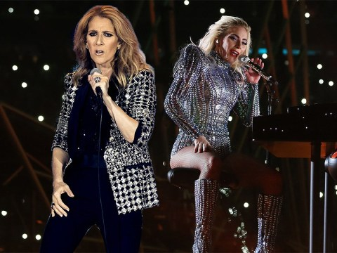 Celine Dion and Lady Gaga duet might actually happen