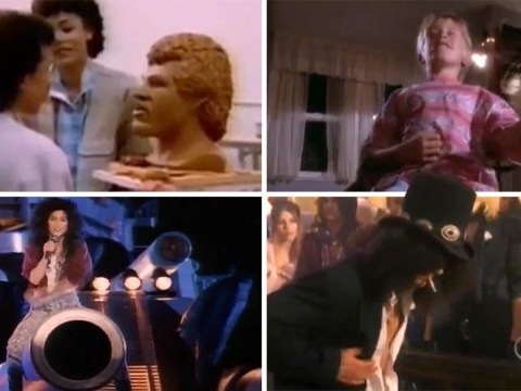 6 of the most ridiculous moments in music video history