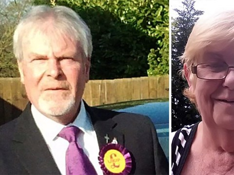 Ex-Ukip councillor's wife was strangled to death