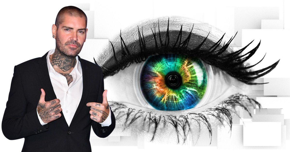 Boyzone's Shane Lynch named as the second man to join all-female Celebrity Big Brother house