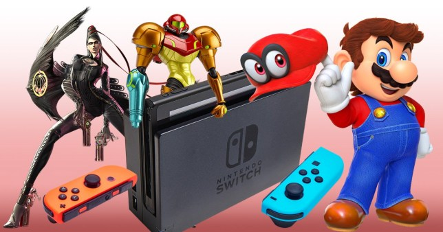 Gaming feature - Nintendo Switch predictions for 2018 (5th Jan)
